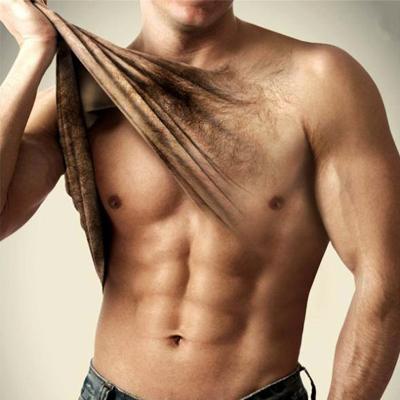 لیزر موهای زائد برای مردان